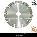Prenda a Laser Point Lâminas de diamante para ranhuração Rectificadora angular da Pedra