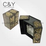 Caixa Handmade feita sob encomenda luxuosa por atacado do perfume para Pacakging