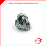 Clip de cuerda de alambre del acero inoxidable DIN741 para la cuerda de alambre