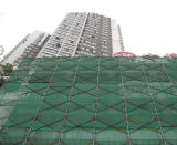Red plástica popular del acoplamiento de la seguridad del edificio
