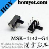 고품질 복각 활주 스위치 또는 마이크로 플런저 스위치 (MSK-1142-G4)