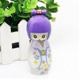 Fashion Cute Body Shape verre Flacons à parfum, cosmétique jar pour l'huile de parfum