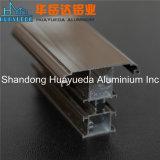 Longue profils personnalisés d'aluminium d'extrusion peints de garantie par poudre