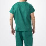 Vêtements de travail uniformes d'infirmière de personnel médical de modèles d'infirmière à la mode