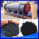 Alta eficiência de alimentação de Fábrica Nova linha de produção de adubo orgânico de tipo