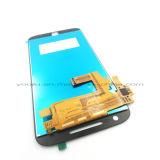 Передвижная индикация LCD цифрователя экрана касания запчастей для Moto G4 плюс
