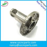 Peças de giro de alumínio das peças do CNC da fabricação feita sob encomenda da elevada precisão/CNC
