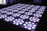 가장 새로운 600*600mm DMX Control LED Dance Floor
