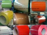 No. 1 el color cubrió el fabricante de acero galvanizado de la bobina