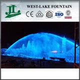 Disegno corrente musicale esterno della fontana dell'acqua di fonte