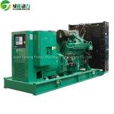 Тепловозный генератор с двигателем дизеля Cummins