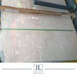 De opgepoetste Beige Marmeren Plak/de Tegels van de Magnolia van de Room voor Countertops van de Bevloering/van de Keuken