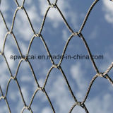 Сеть веревочки провода нержавеющей стали для Анти--Падая сети