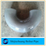 A234 Wpb Carbon Steel Pipe Fitting B16.9 1.5D Lr 180deg Elbow
