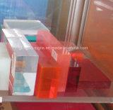 De plastic Dikke Acryl AcrylRaad van het Aquarium