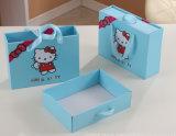 Коробка изготовленный на заказ женское бельё женщин логоса упаковывая