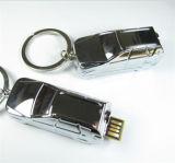 금속 USB 섬광 드라이브 소형 차 USB 펜 드라이브