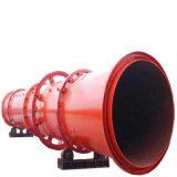 Zylinder-Drehwalzentrockner für trocknende Kohle, Sägemehl, Mineralien