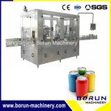 Machine de remplissage de boissons pour boîtes