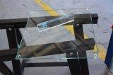 Dia верхняя часть 900mm равнины 8mm закаленная/Toughened стеклянная таблицы для стекла мебели обедая таблицы