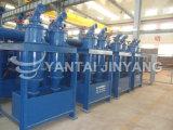Maquinaria de mineração queResiste altamente o Hydrocyclone alinhado borracha