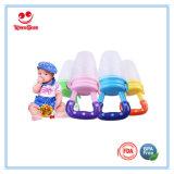 BPA liberan el alimentador de la fruta fresca del bebé del silicón de la categoría alimenticia