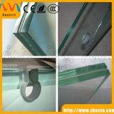 和らげられた安いバルコニーはまたは平らなガードレールの建物ガラスのパネルを薄板にした