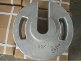 Custom Iron Sand Casting Balance Counter Weight with Powder Coating