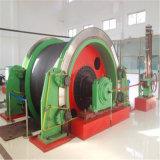 Carvão de fricção Multi-Rope Mina de minério metálico Grua de elevador de vidros