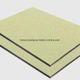 Польза панели /Aluminum алюминиевой плиты составная для напольного украшает (ZWM-8808 Шампань)
