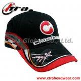 Os emblemas remendam a competência dos chapéus 100% do algodão do tampão