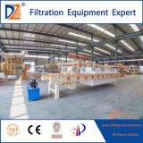2017 FILTRO PP hidráulico pressione para escórias de carboneto