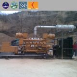 Méthane Generator 10kw - 4500kw Natural Gas Electric Generator Set