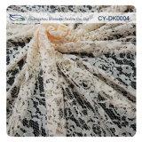 Lace vestido de tecido de algodão 2013 Nova chegada rendas de Nylon