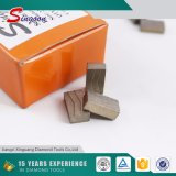 Сегмент качества Diamond Diamond для гранита