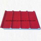 Painel do telhado Panel/PU do painel de sanduíche do poliuretano