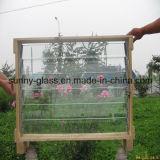 Het duidelijke en Gekleurde Glas van de Luifel voor Vensters