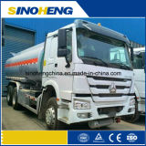 20000L (20m3) de Vrachtwagen van de Tanker van de Brandstof van Sinotruk HOWO 6X4 voor het Vervoer van de Olie