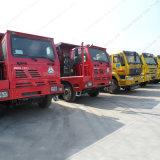 HOWO 6X4 70 Ton 371mineração HP caminhão basculante com LHD