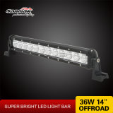 "14 ""Black Aluminium Housing Offroad LED Light Bar"