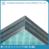 Mischungs-Farben-freier Raum abgehärtetes flaches ausgeglichenes Drucken-Glas für Gebäude