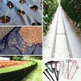 Tissu de mauvaises herbes 105g mat pour l'agriculture