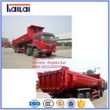 Caminhão de Tipper do caminhão de descarga 8X4 de FAW