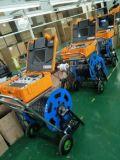 Ingebouwd WiFi Kompas 300m Camera van de Inspectie van de Pijpleiding van kabeltelevisie van het Mangat de Onderwater Video