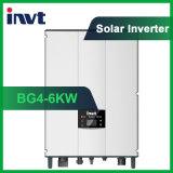 Inverseur solaire Réseau-Attaché triphasé de la série 4000With5000With6000W d'Invt BG