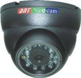 25m инфракрасная купольная камера ночного видения