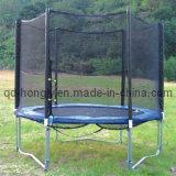 8ft Simplified Trampoline met Enclosure