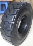 Aletas usadas para pneumáticos do Forklift