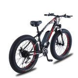 Aangepaste elektrische fiets met dikke banden van 36 V, 350 W/500 W/750 W.