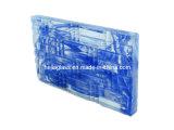 Очистить и тонированный/цветные стекла из кирпича с CE и ISO9001